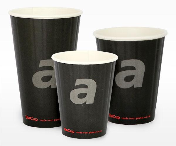 Amoré Take Away Cups