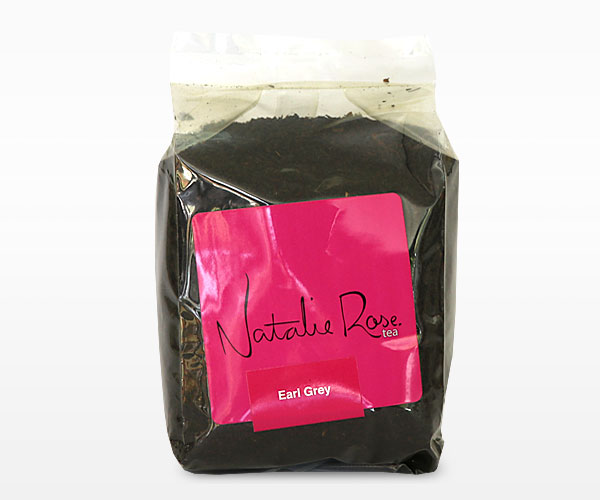 Sunny Coffee Distributors Natalie Rose Earl Grey Loose Leaf Tea