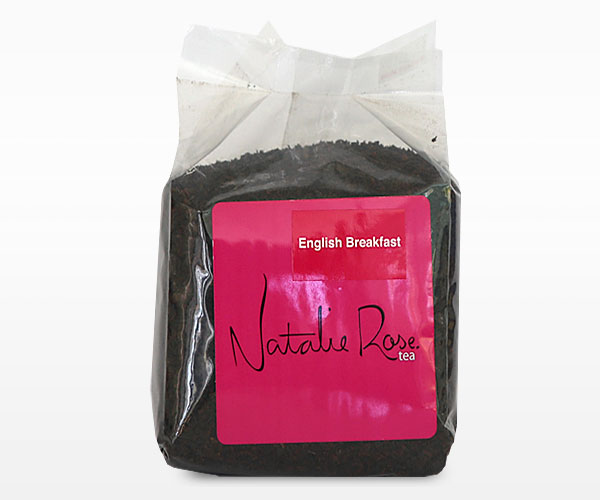 Sunny Coffee Distributors Natalie Rose English Breakfast Loose Leaf Tea