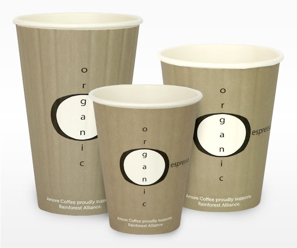 O Organic cups