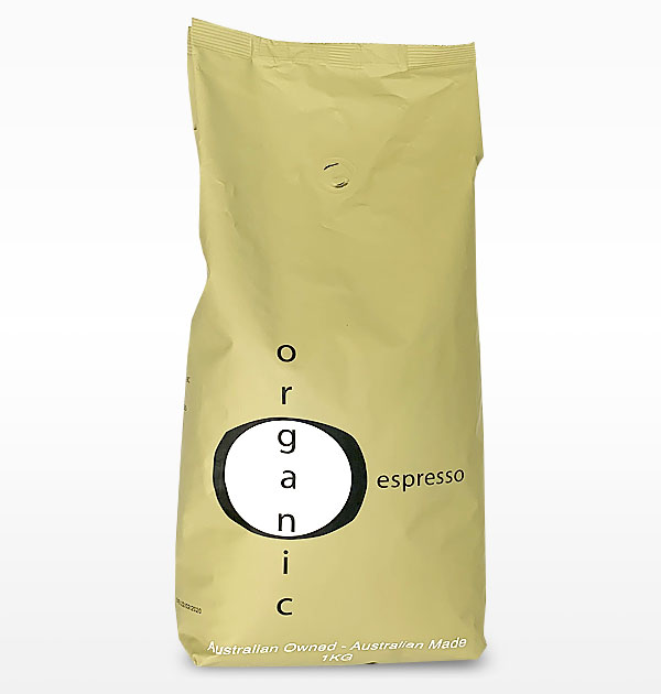 O Organic Espresso Coffee 1Kg Bag