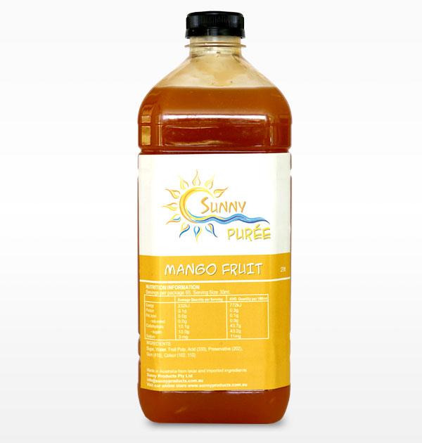 Sunny Distributors Mango Puree